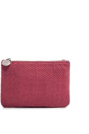 Studio EBN Inger leather midi shoulder bag clutch