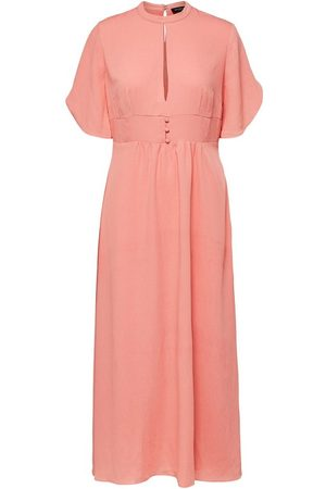 Selected Maxi dress Short sleeved