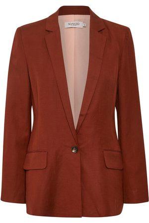 Soaked in Luxury Brun Sl Fayette Blazer Blazer