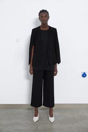 Zara Dame Capes - Kappe med åpninger
