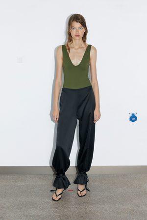 Zara Dame Body - Body med stropper