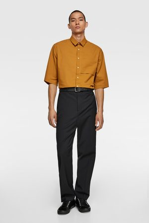 Zara Herre Kortermede - Kortermet skjorte