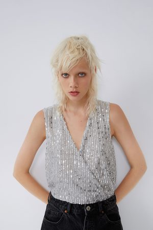 Zara Body med paljetter