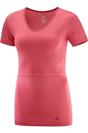 Salomon Women's Elevate Move'on Ss Tee