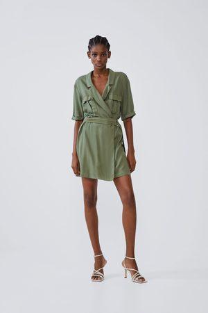 Zara Kjole med lommer