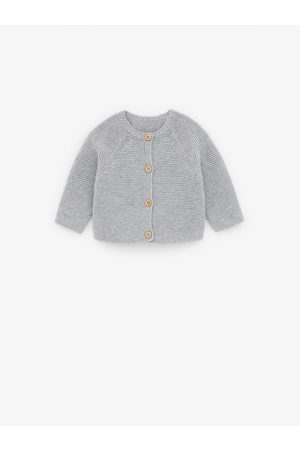 Zara Patentstrikket jakke