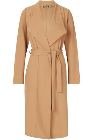 Boohoo Utility Pocket Belted Duster