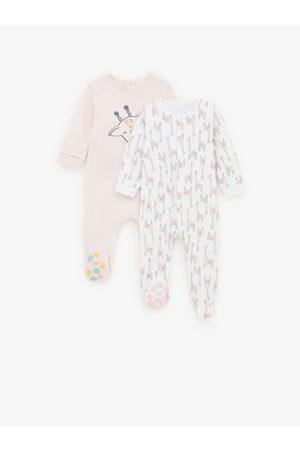 Zara 2-pakning pyjamas sjiraff