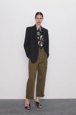 Zara Dame Bukser - Bukse med lommer