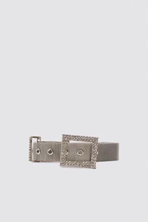 Zara Dame Belter - Belte med smykkespenne