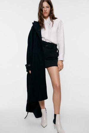 Zara Dame Skjorter - Skjorte med lomme