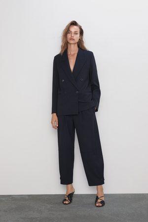 Zara Vid bukse med striper