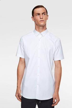Zara Skjorter - Mønstret skjorte traveler