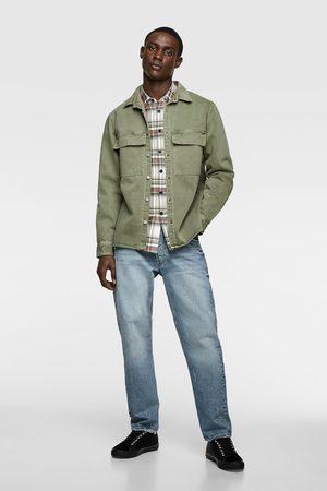 Zara Jakker - Skjortejakke med lommer