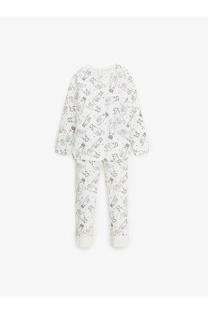 Zara Pyjamas med katter og glitter