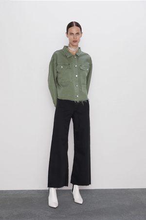 Zara Dame Jakker - Ytterjakke med lommer