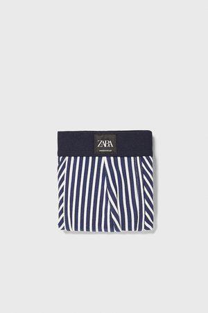 Zara Bokser - Stripe print boxers