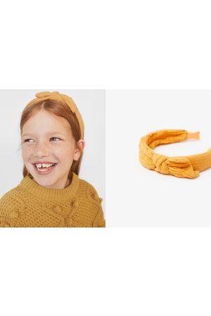 Zara Sløyfer - Hårbøyle med tekstur og sløyfe