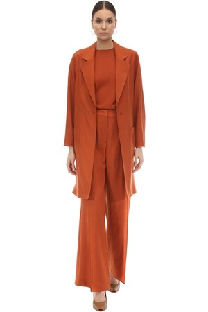 Agnona Wool & Cashmere Coat