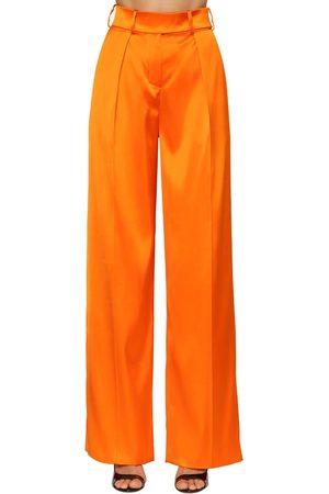 Pulz Oransje Pulz Rosita Ankle Pant Autumn Sunset Dame