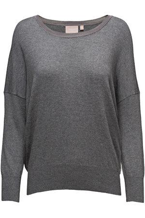 INWEAR Dame Strikkegensere - Lua Pullover Knit