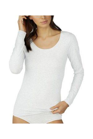 Mey Dame Gensere - Cotton Pure Long-Sleeved Top * Fri Frakt