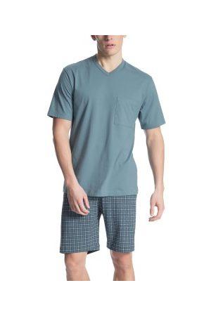 Calida Herre Pyjamaser - Relax Imprint 1 Short Pyjama * Fri Frakt