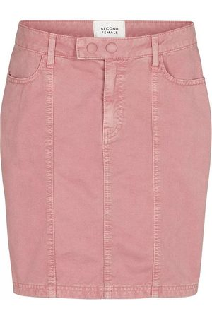 Second Female Jenny mw denim skirt