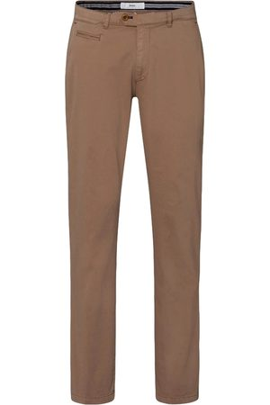 Brax Lysebrun Authentic Chino Bukser