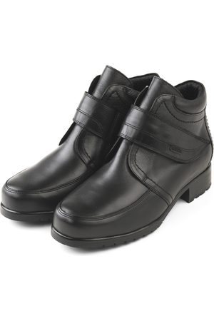 Klaveness Sort Frida Boot Skoletter, BN 982
