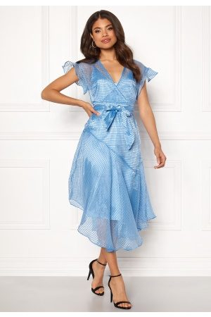 Y.A.S Chello SS Dress Bonnie Blue XL