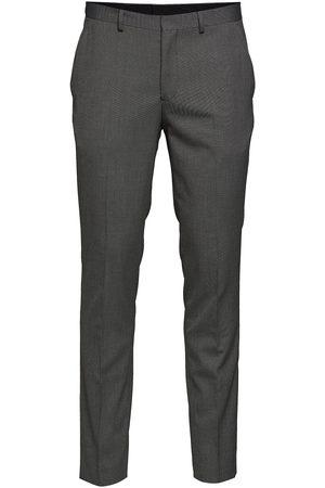 Selected Slhslim-Mylologan Dk Gr Struc Trs B Noos Dressbukser Formelle Bukser