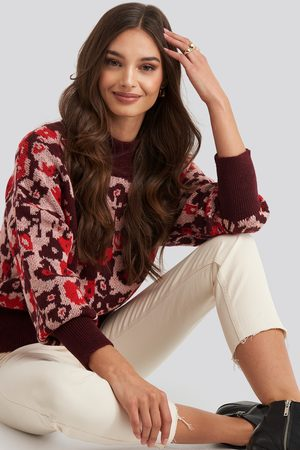 Trendyol Patterned Knitted Sweater