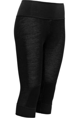 Devold Dame Ullongs - Women's Wool Mesh 3/4 Long Johns