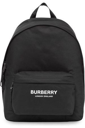 Burberry Logo Print ECONYL® Backpack