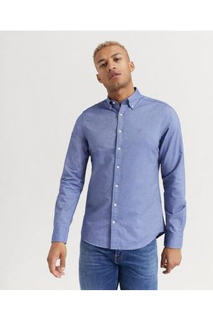 GANT SKJORTE The Oxford Shirt Slim BD