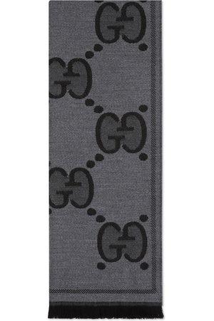 Gucci Herre Skjerf - GG wool jacquard scarf