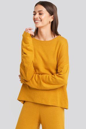 NA-KD Lounge Round Neck Sweater