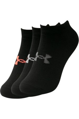 Under Armour Dame Sokker - 3-pakning Essential No Show Socks * Fri Frakt