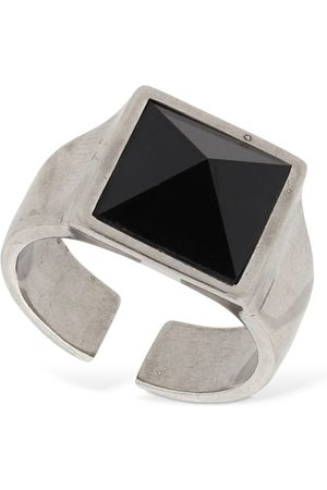 Isabel Marant Golden Mother Pyramid Ring