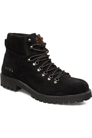 Svea Herre Støvler - Chris Boots Støvletter Med Snøring