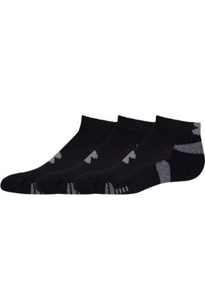Under Armour Under Armour 3-pakning HeatGear Low Cut Sock