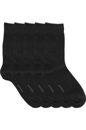 Resteröds Herre Sokker - 5-pakning Bamboo Socks * Fri Frakt