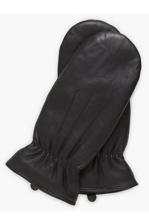 Pieces Pcnellie Leather Mittens Noos