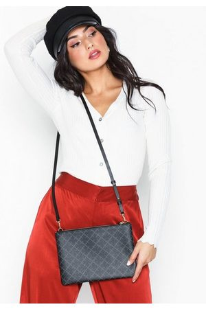 By Malene Birger Dame Clutches - Ivy Purse Charcoal