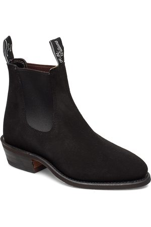 R.M.Williams The Yearling G Shoes Boots Ankle Boots Ankle Boots With Heel Svart
