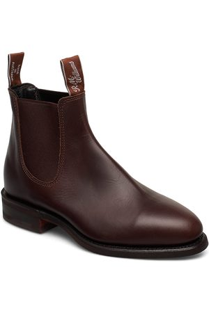 Macquarie G Støvletter Chelsea Boot Brun