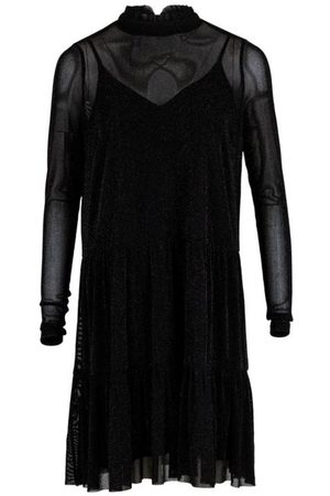 Neo Noir Kala Mesh Dress
