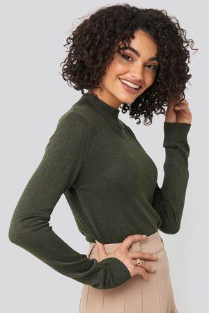 Trendyol Turtleneck Knitted Top