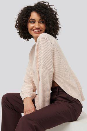 Trendyol Bike Collar Slit Sweater